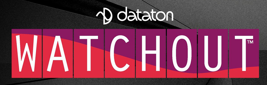 Dataton Watchout logo